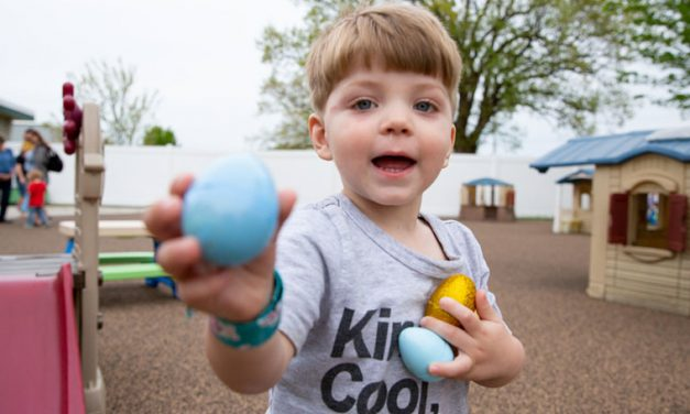 Photo Gallery: Lion Cub Academy Easter Egg Hunt