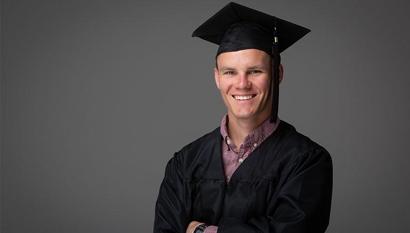 Ryan Drendel named Missouri Southern's 2019 Outstanding Graduate