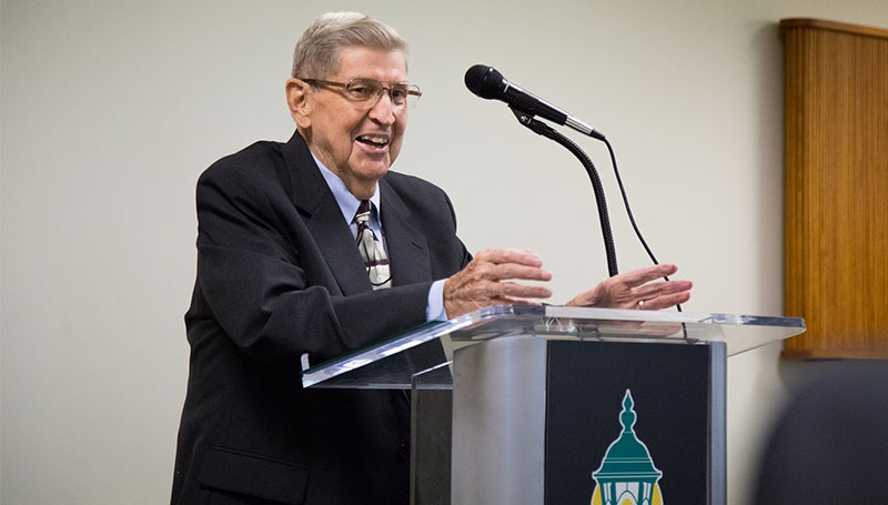 MSSU mourns the passing of Dr. Glenn Dolence
