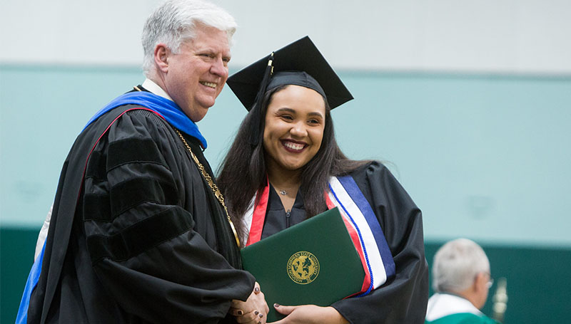 Spring commencement ceremonies set for May 11