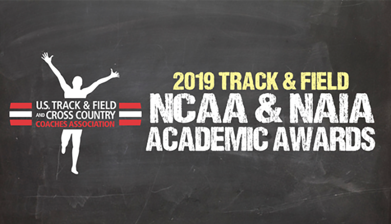 Track and Field Teams Recognized For Academic Excellence