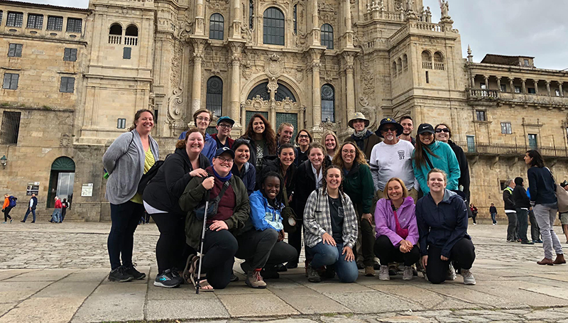 Two 'MSSU on the Camino' presentations scheduled
