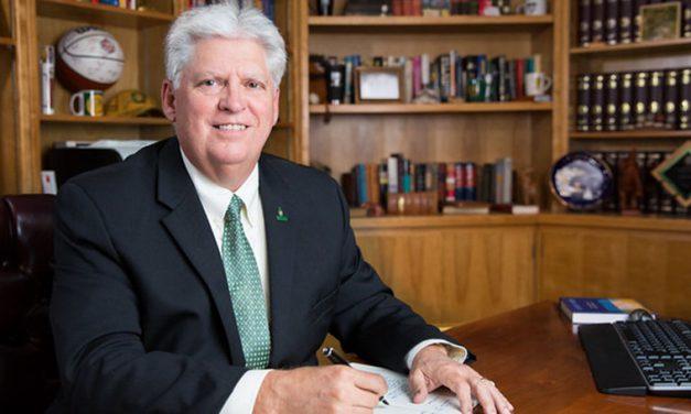 Dr. Alan Marble, MSSU president, announces retirement