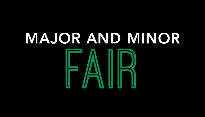Major & Minor Fair a showcase for academic departments