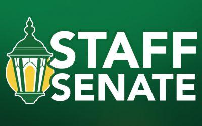 Staff Senate meeting set for Nov. 13