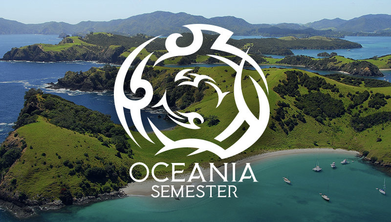 Oceania activities include art, film and food