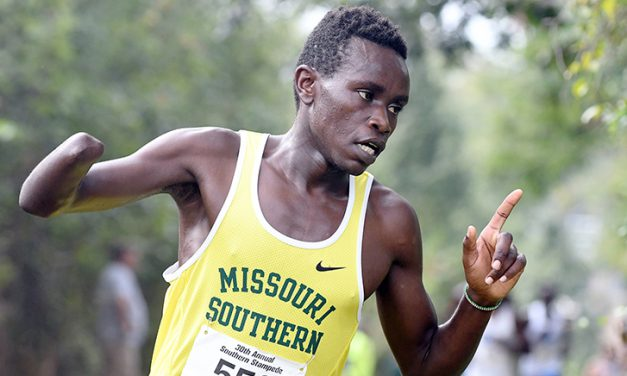 Gidieon Kimutai Named Cross Country Division II National Runner of the Week