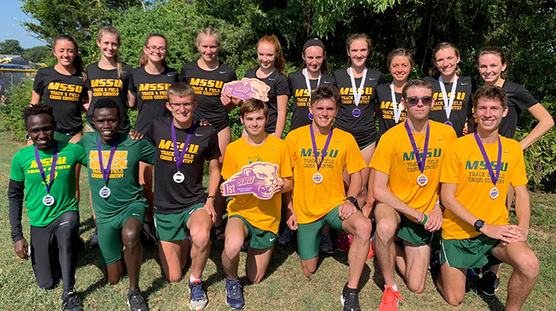Cross Country Teams Sweep At SBU