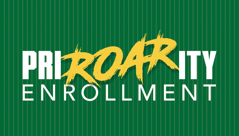 PriROARity Enrollment Challenge officially underway