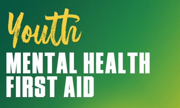 Registration open for Youth Mental Health First Aid
