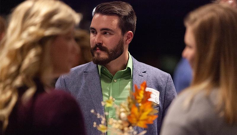 Reception, dinner honors annual Humphreys scholarship recipients