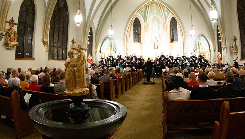 Choral Flourish Gallery