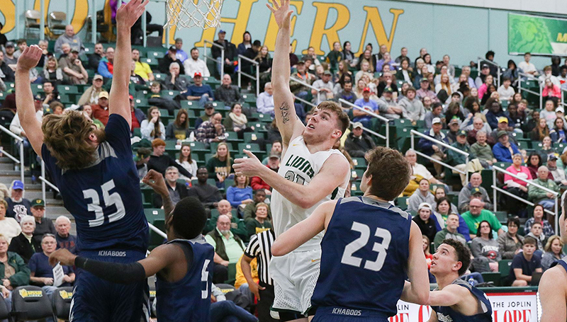 Cam Martin Named MIAA Men's Basketball Player of the Week