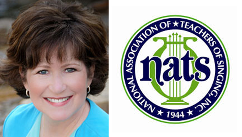 Diana Allan named president-elect for national organization for voice teachers
