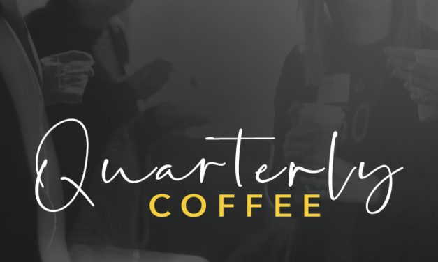 Quarterly Coffee planned for Jan. 24