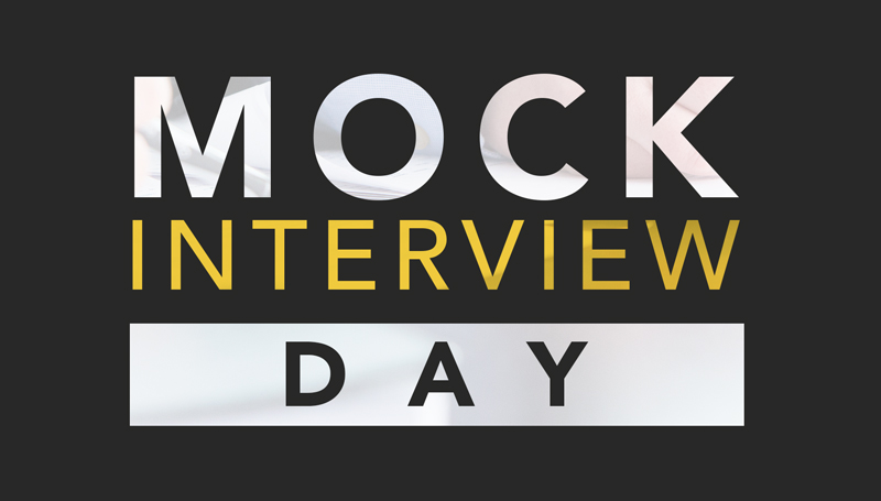 Mock Interview Day to consume Connor Ballroom on Feb. 12