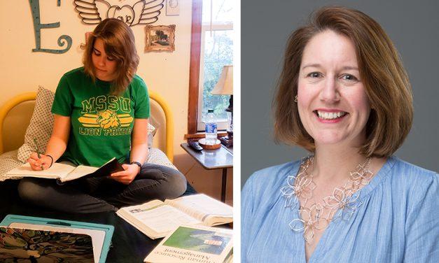 Learning curve: Junior Emma Willerton, Dr. Susan Craig offer tips to navigate world of online learning