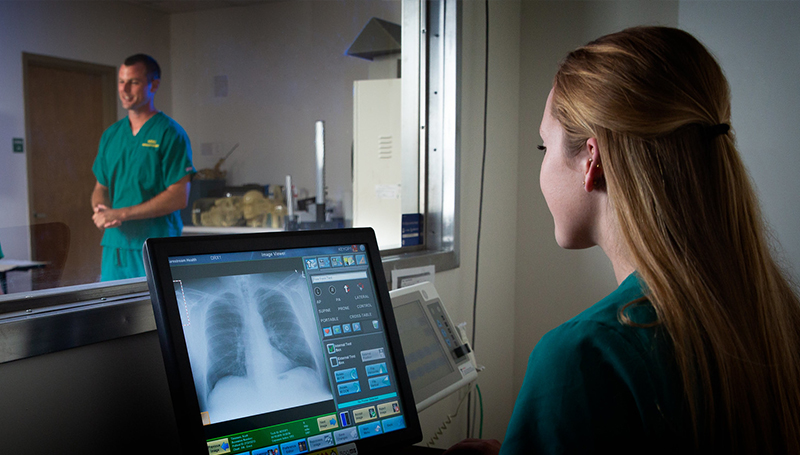Balancing concerns  |  Freeman allows radiology students to complete clinical competencies