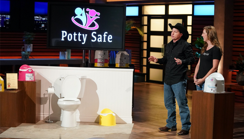 From the bottom up |  Stacy Hall, '07, and husband to pitch invention on 'Shark Tank'