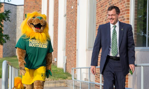 'A strong sense of community and purpose': Dr. Dean Van Galen begins new chapter as MSSU's sixth president
