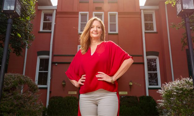 'It's a thankful job'  |  Susan Hickam, '91, returns to Joplin as new Lafayette House director