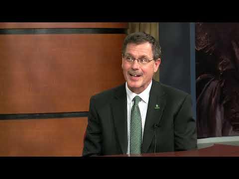 Newsmakers Features Dr. Van Galen