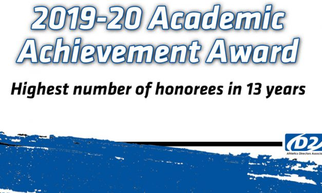 Southern Athletics Have 58 Earn D2 ADA Academic Achievement Award