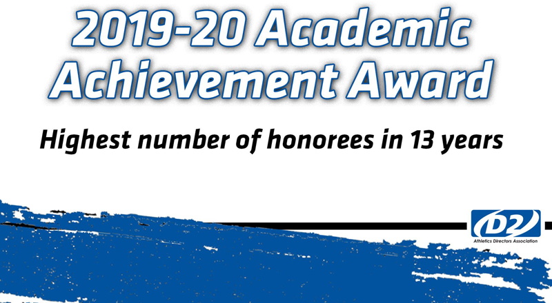 Southern Athletics Have 58 Earn D2 ADA Academic Achievement Award