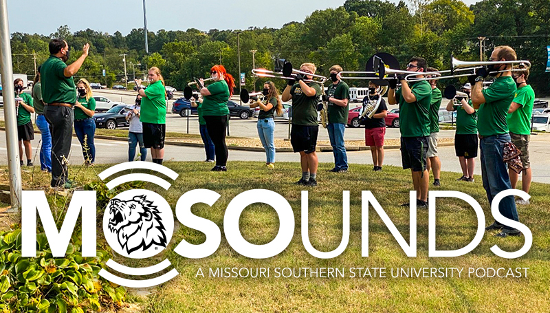 MOSOunds | Episode X: Pep bands deliver the sounds of fall