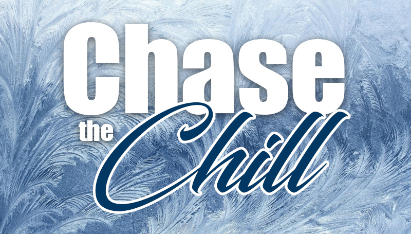 Social work club helping to 'Chase the Chill'