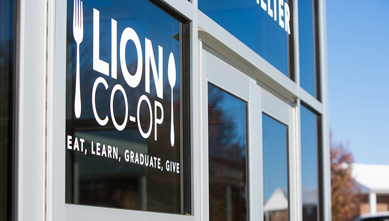 Lion Co-op launches Groceries to Graduate scholarship
