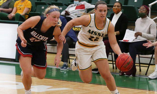 Carley Turnbull Named MIAA Women's Basketball Athlete of the Week