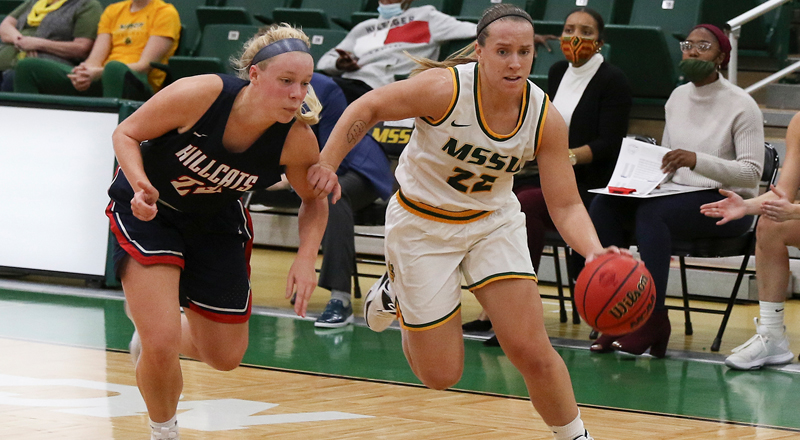 Carley Turnbull Named MIAA Women's Basketball Athlete of the Week