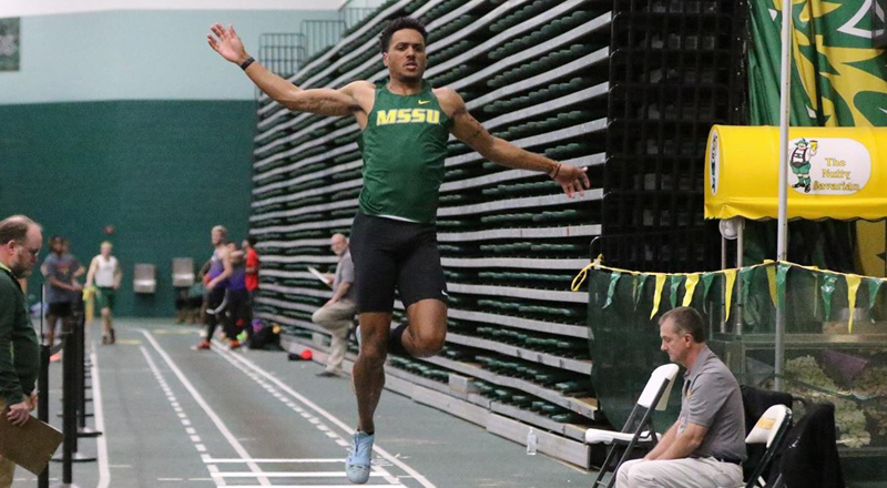Men's Track and Field Picked To Repeat As MIAA Champs