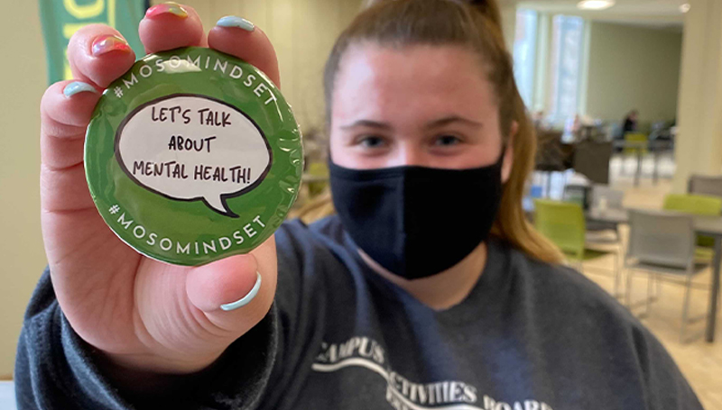 Get in a MOSO Mindset: Student Senate hopes to spark discussion about mental health issues