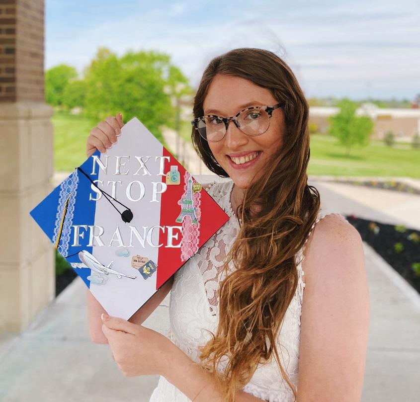 Certificate helps Missouri Western grad reach her goals