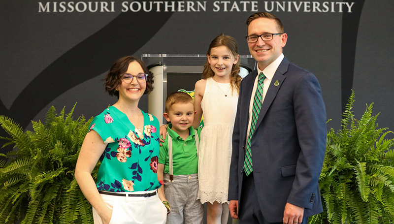 'It's an exciting time to be a Lion': Rob Mallory joins MSSU as new athletics director