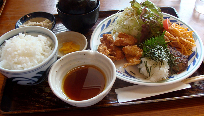 Japanese meal to be served on campus; film to follow