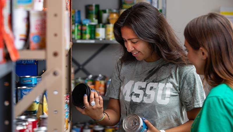 $25,000 grant to fund research into food insecurity