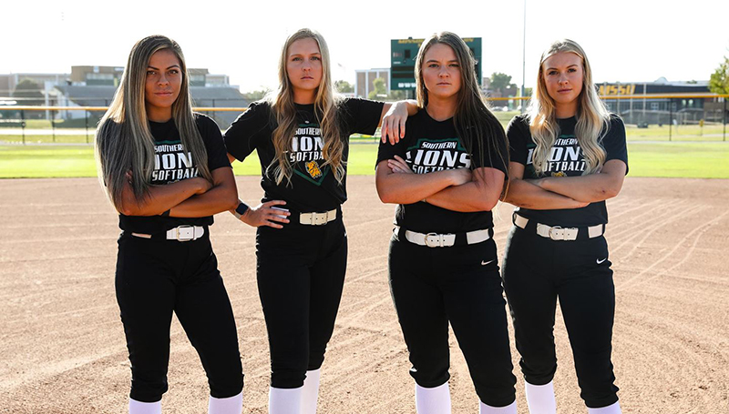 Softball To Play Four Fall Exhibition Contests